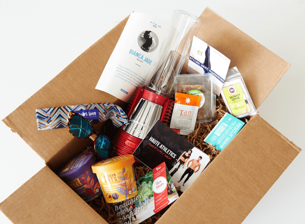 Mizz Fit subscription box