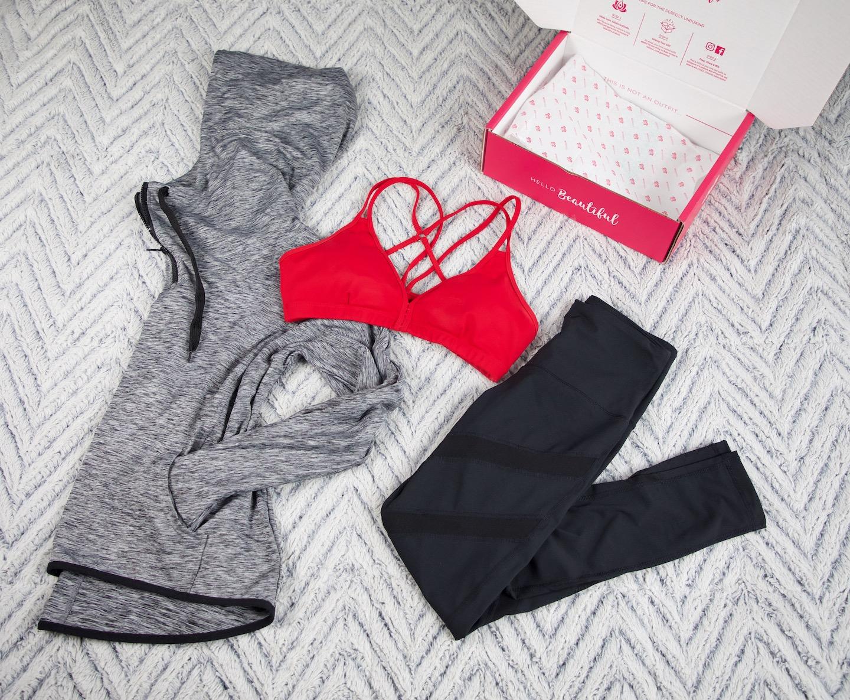 Yoga Club activewear