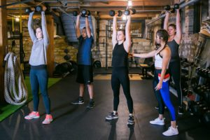 SweatWorking app coaches