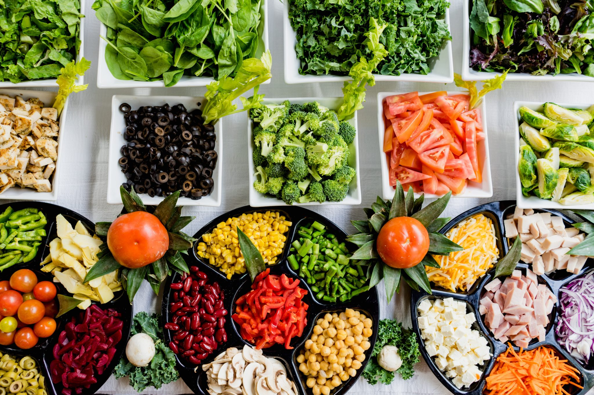 Eat more vegetables by thinking outside the salad bowl