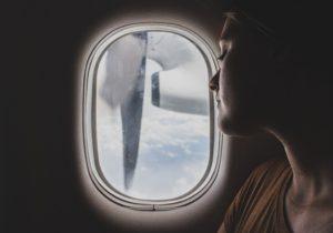 in-flight skin care routine