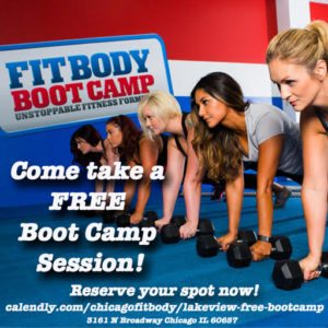 Fit Body Bootcamp @ Lakeview Fit Body Bootcamp