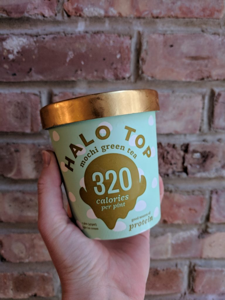 Halo Top ice cream alternative