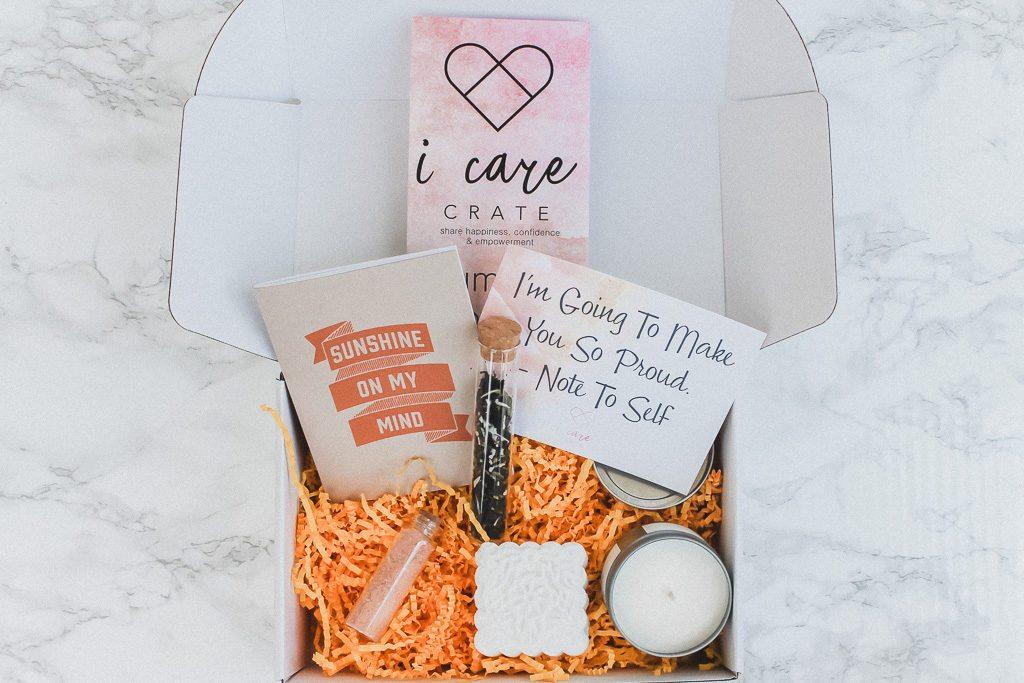 I Care subscription box