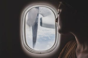 in flight skincare routine beauty tips