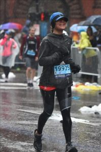 Cindy Kuzma Boston Marathon
