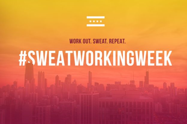 #SweatworkingWeek