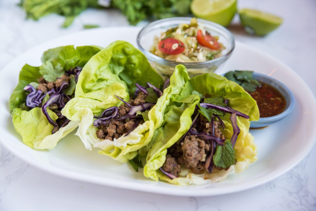 Kitchfix Thai Lettuce Cups