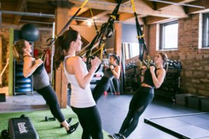 how to avoid getting sick at the gym