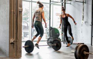 beginner's guide to CrossFit