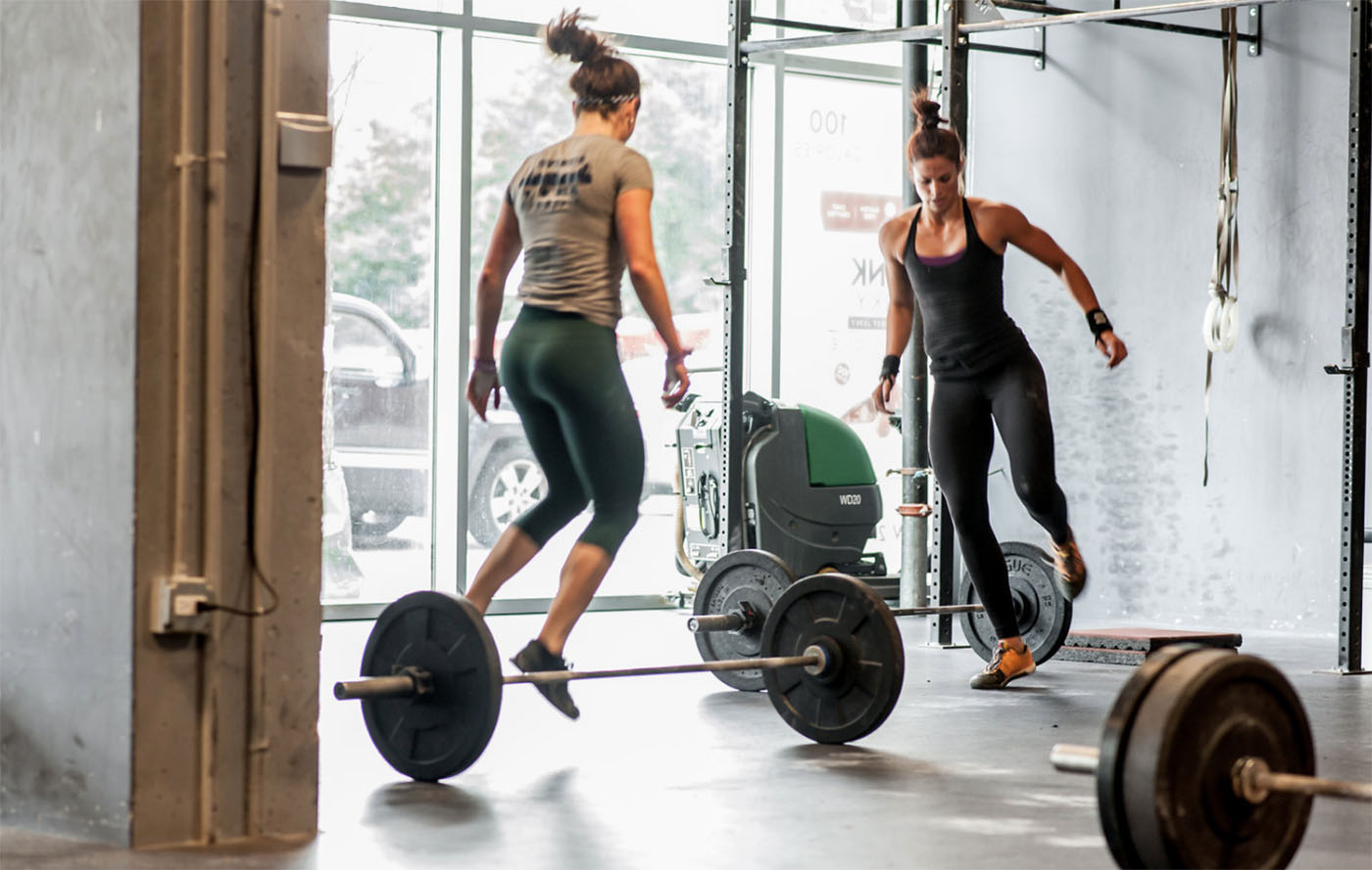 beginner's guide to CrossFit