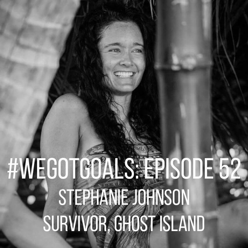 Stephanie Johnson podcast