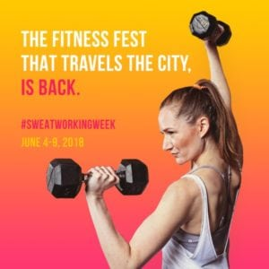 SweatworkingWeek Challenge