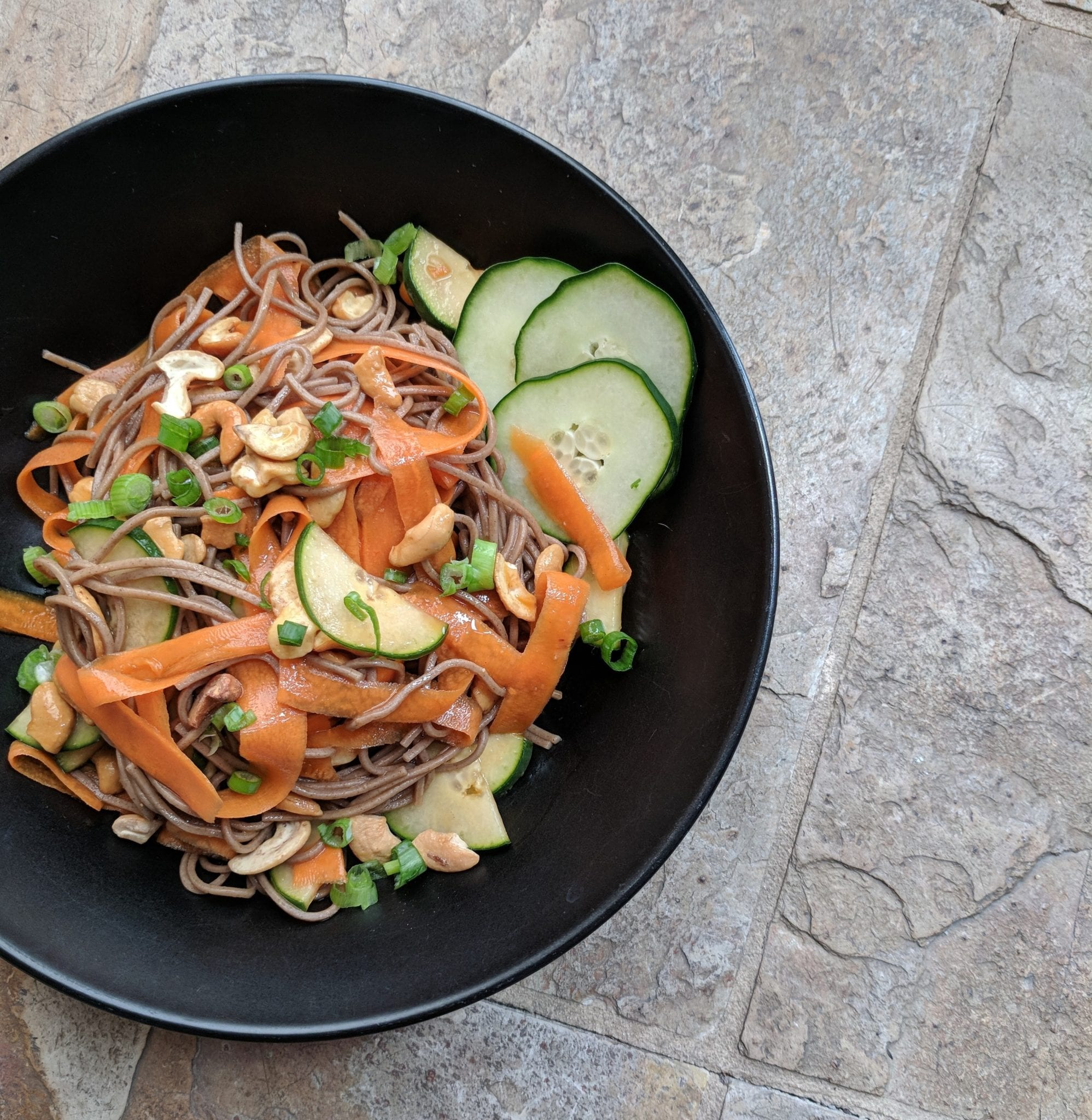 Soba Noodle Salad from Imperfect Produce