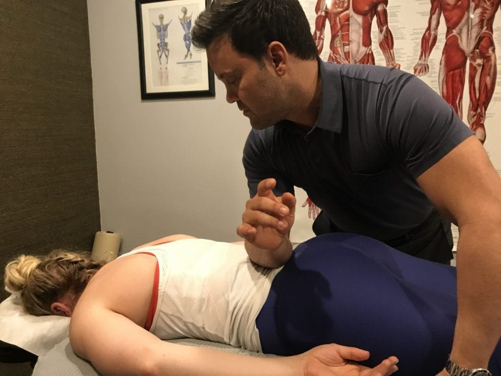 Delos low back pain