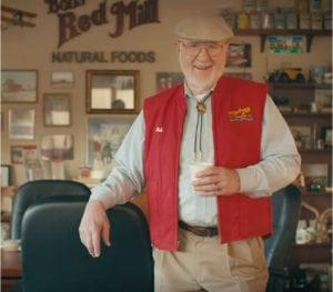 Bob Moore of Bob's Red Mill