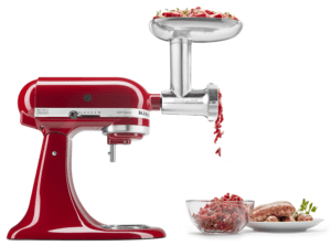 Metal Food Grinder Attachment KitchenAid