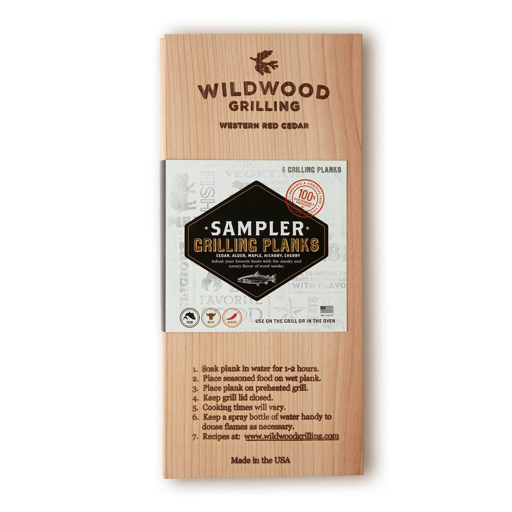 Sample plank pack