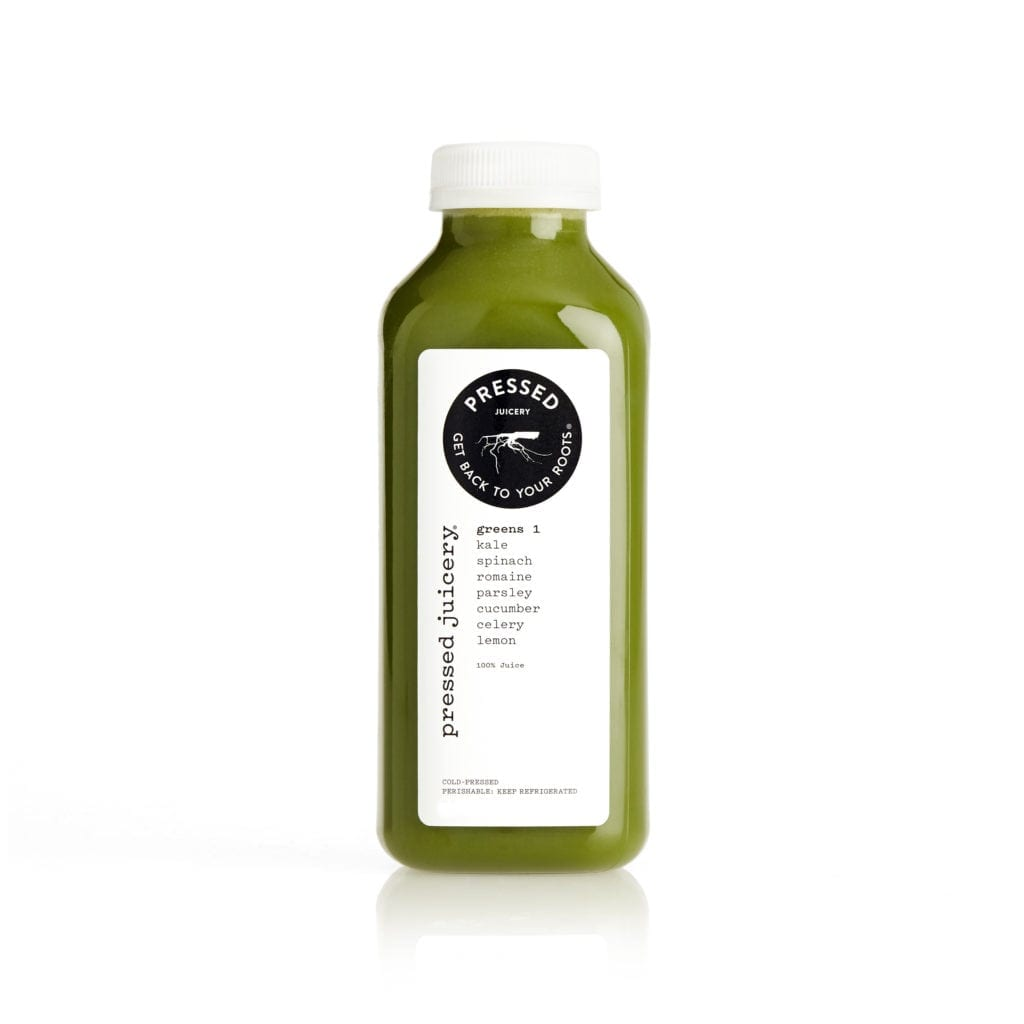 pressed juicery fitness drink