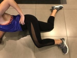 lateral hips