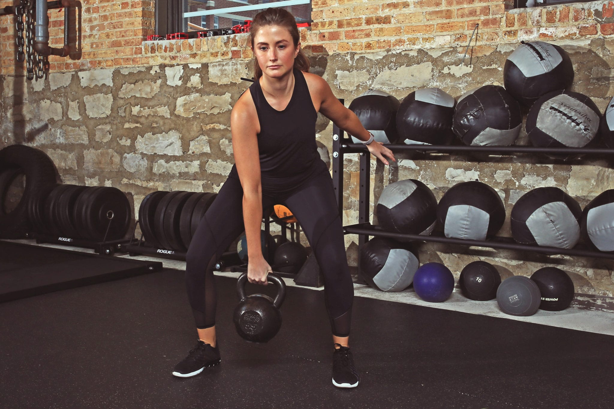 6 reasons to swap barbells for kettlebells