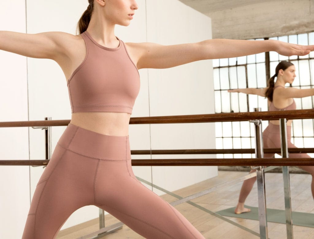 goop fall activewear