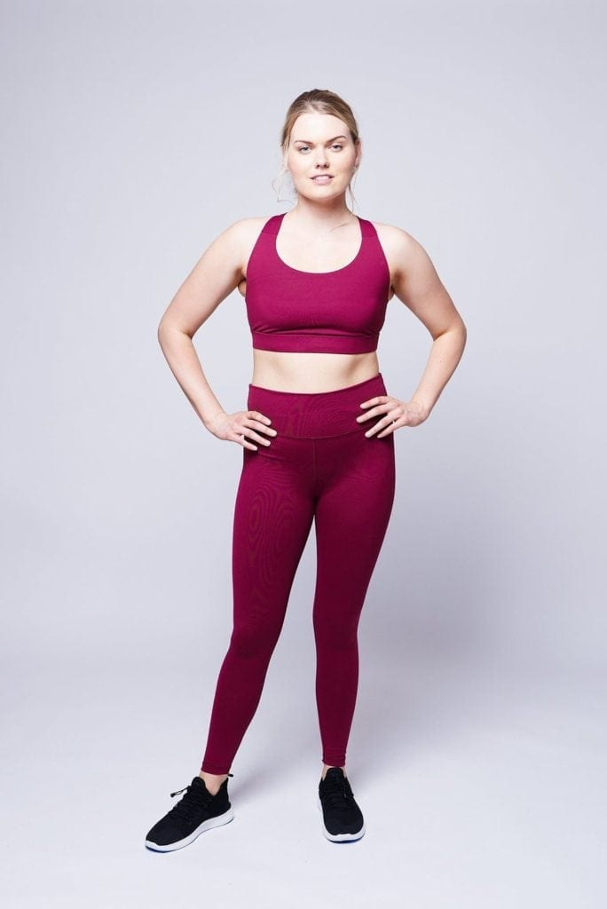 Sela Fit fall activewear