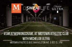 Sweatworking x Midtown Athletic Club