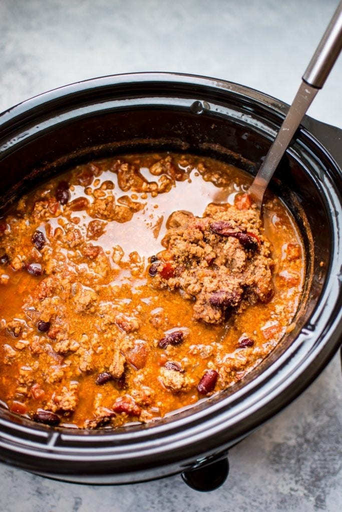 crockpot-turkey-chili