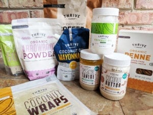 healthy pantry on a budget