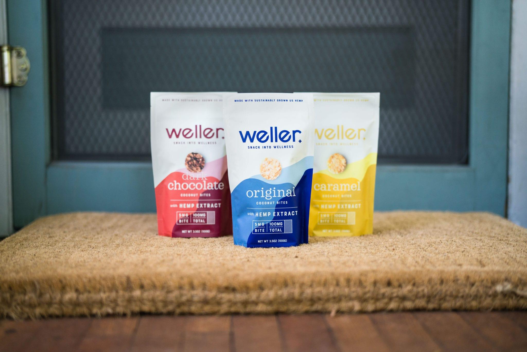 Weller CBD edibles