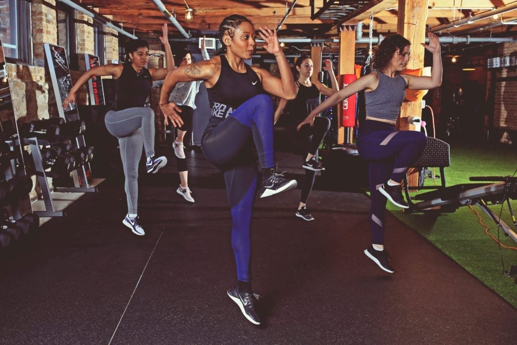 mistakes you're making in HIIT class