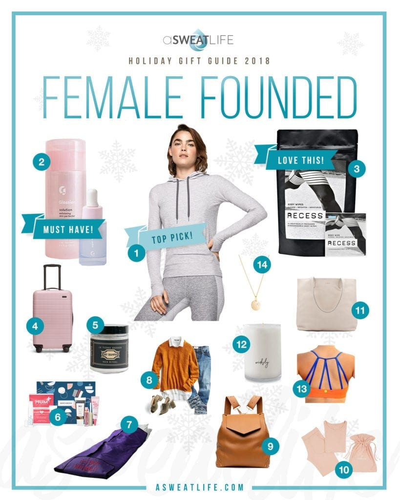 female founded gift guide