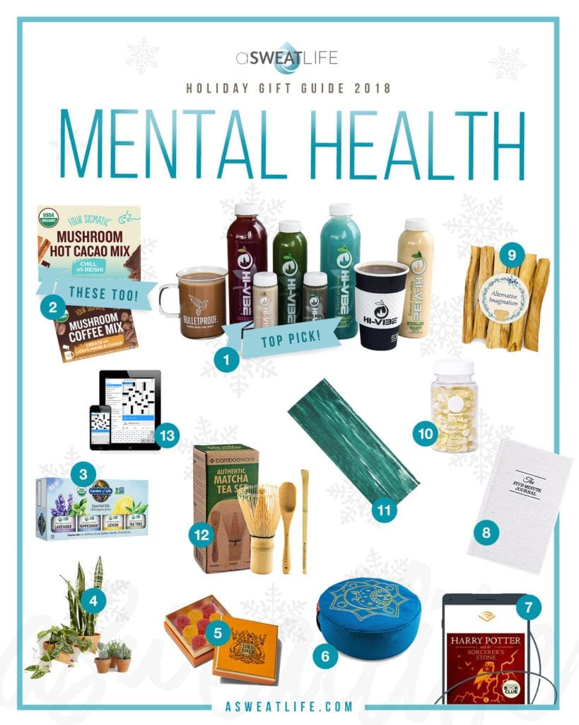 Gift Guide 5 For Mental Health Hi Vibe Four Sigmatic