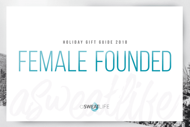 gift guide female founded