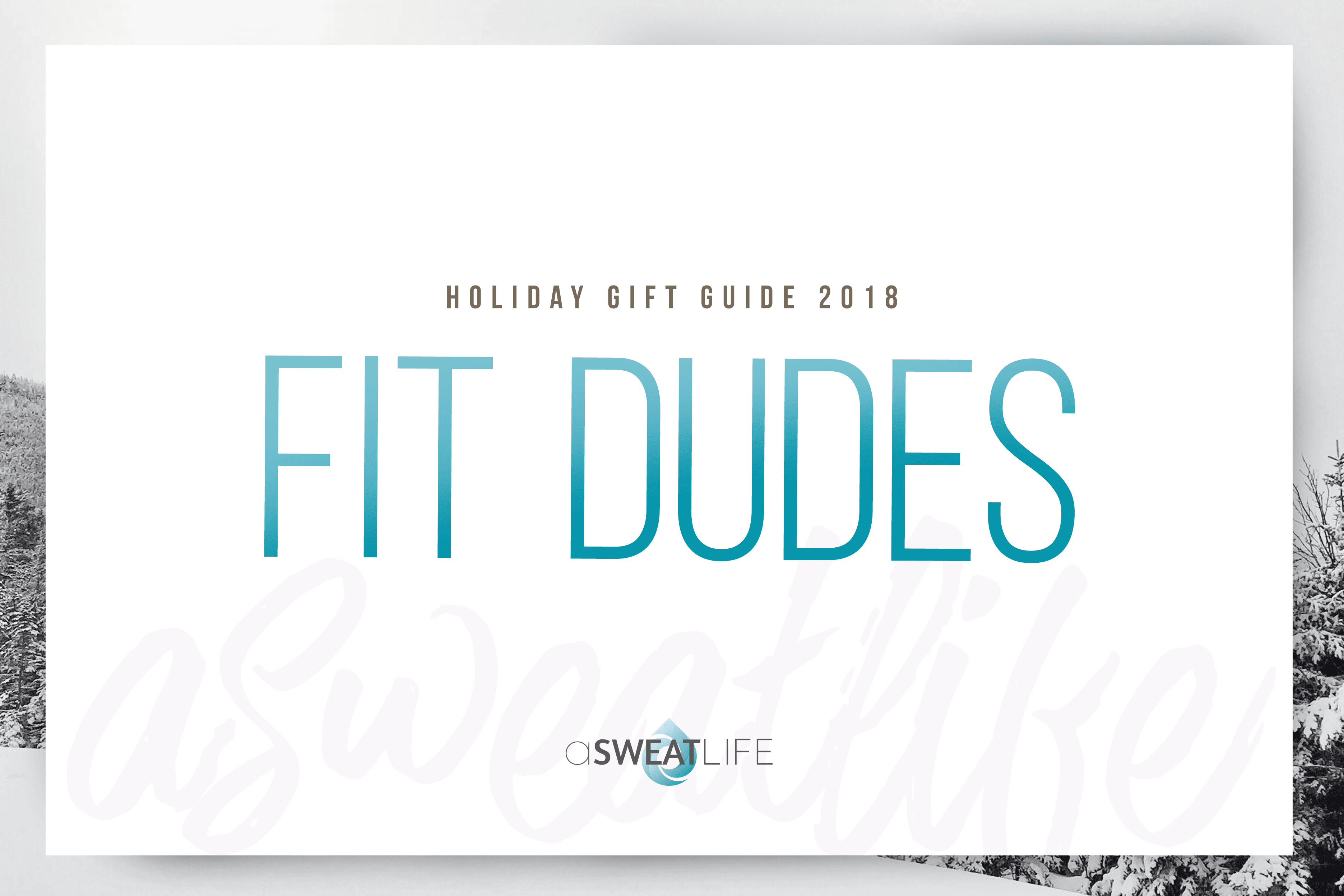 gift guide men guys dudes
