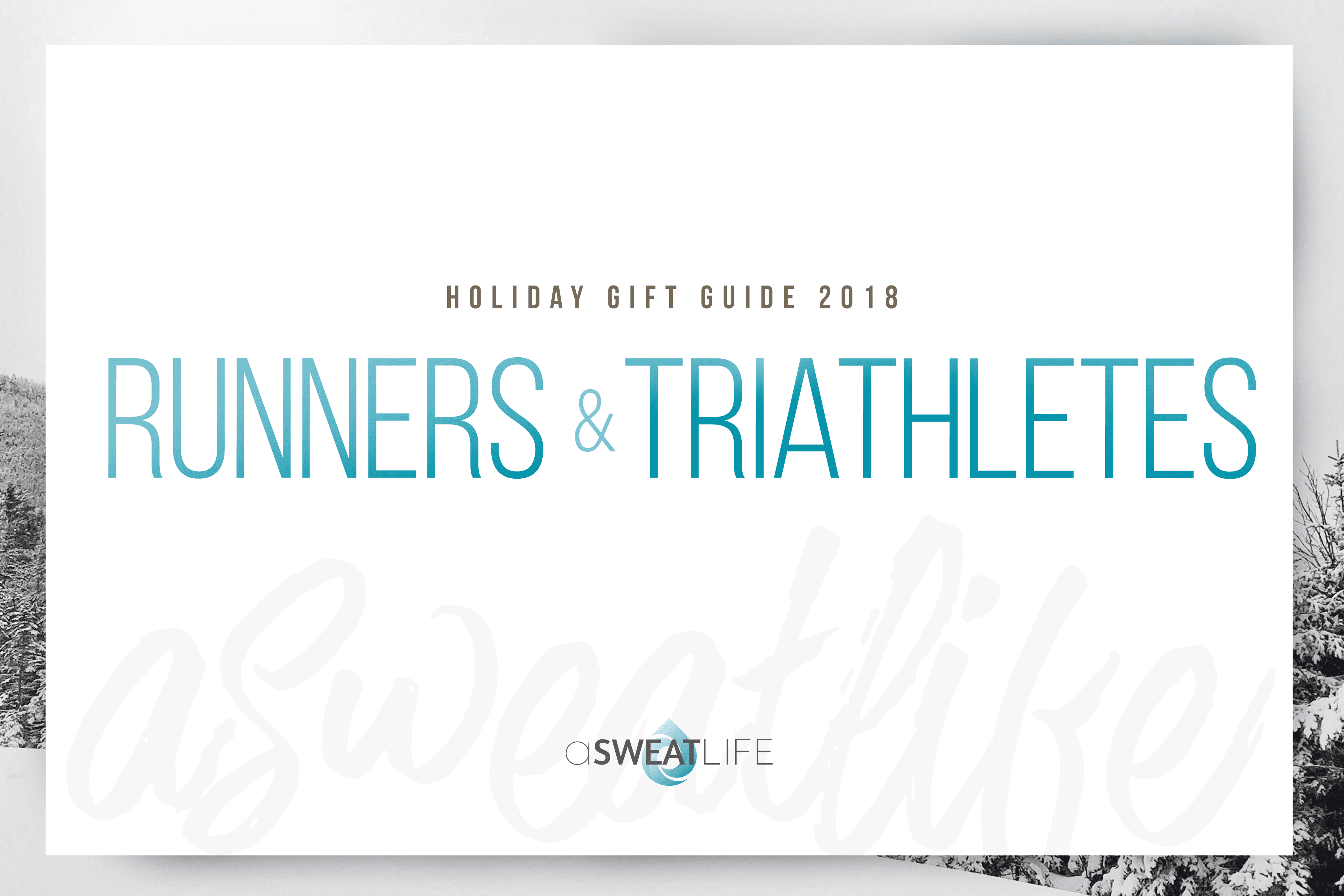 Gift Guide #4: For Runners and Triathletes + Bombas, Kudos, and Erica Sara Necklace Giveaway! [CLOSED] - A Sweat Life