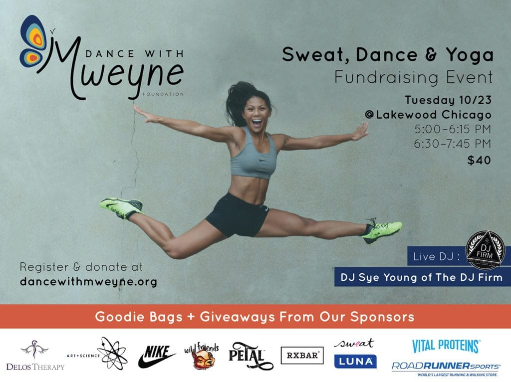 dance with mweyne