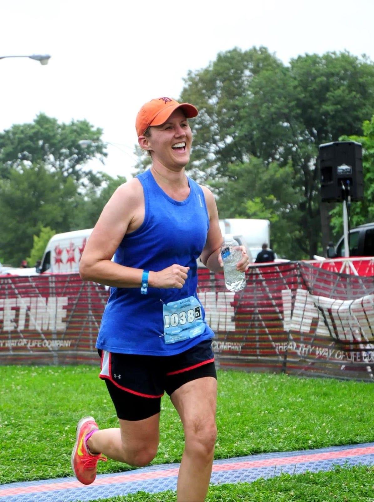 Lori Wilson triathlon