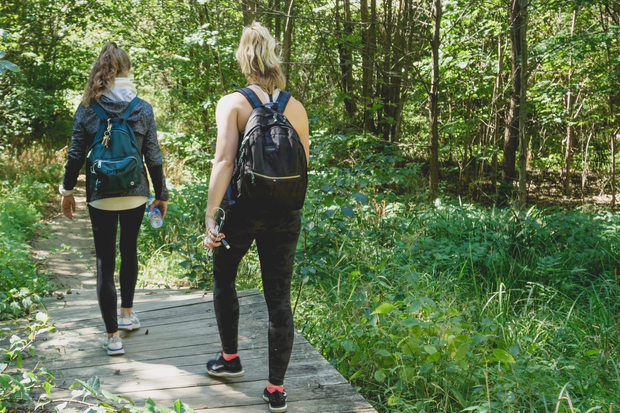 take a hike day