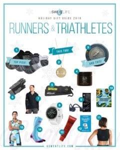 runner triathlete gift guide