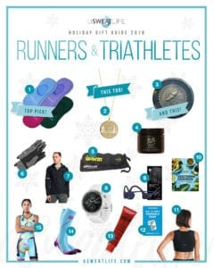 gift guide runners triathletes