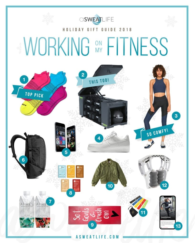 fitness gift guide