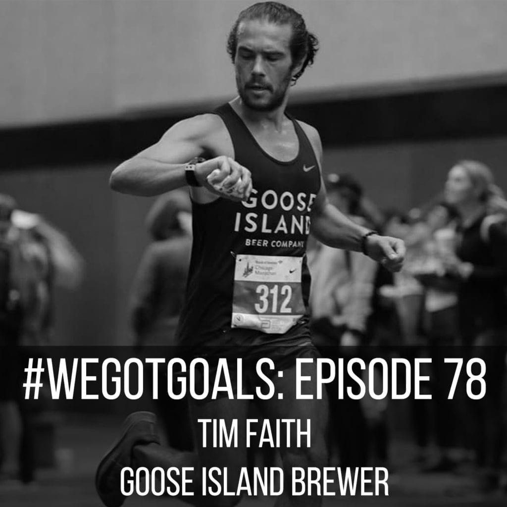 tim faith goose island brewer