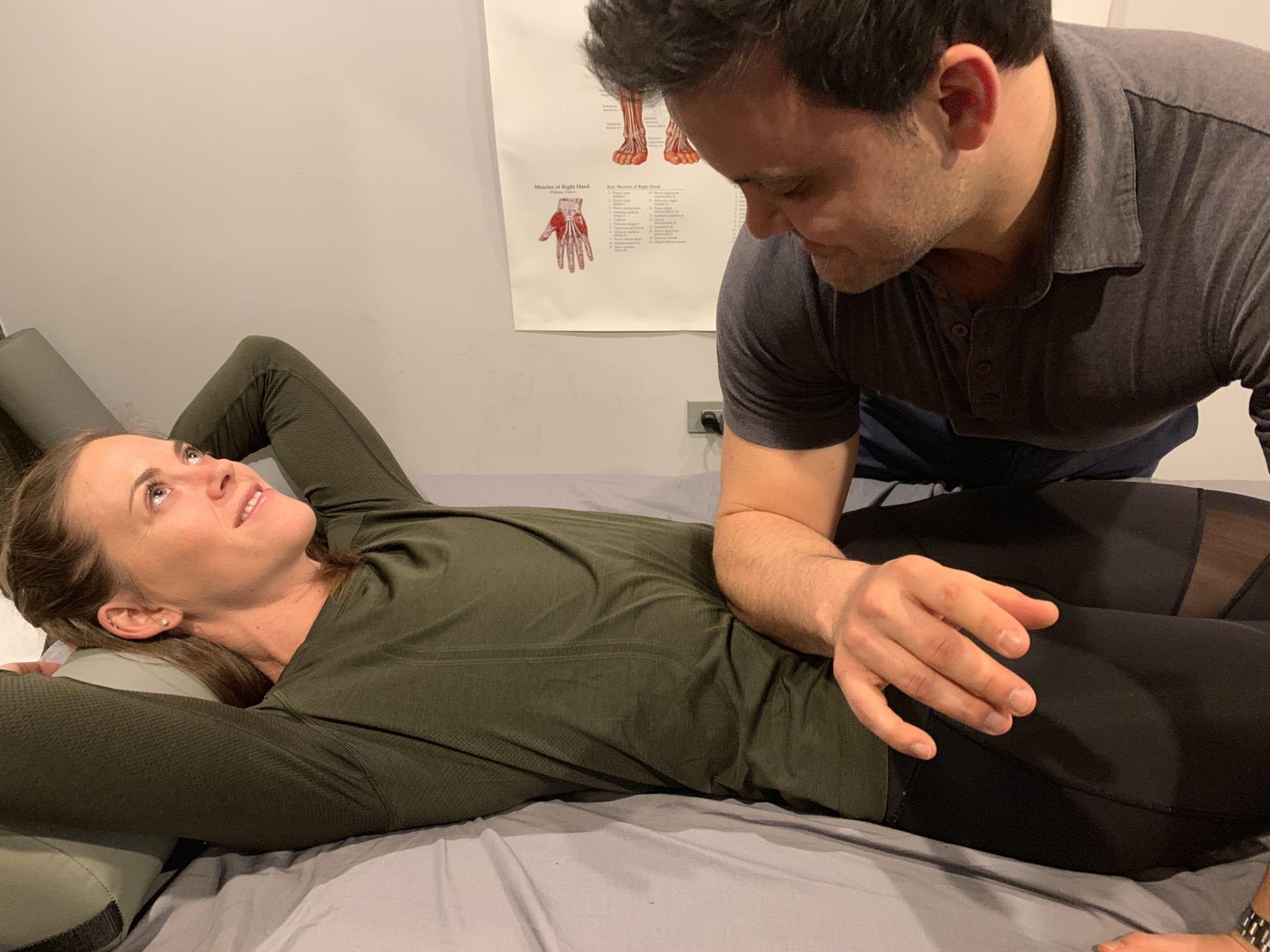 delos therapy abdominals