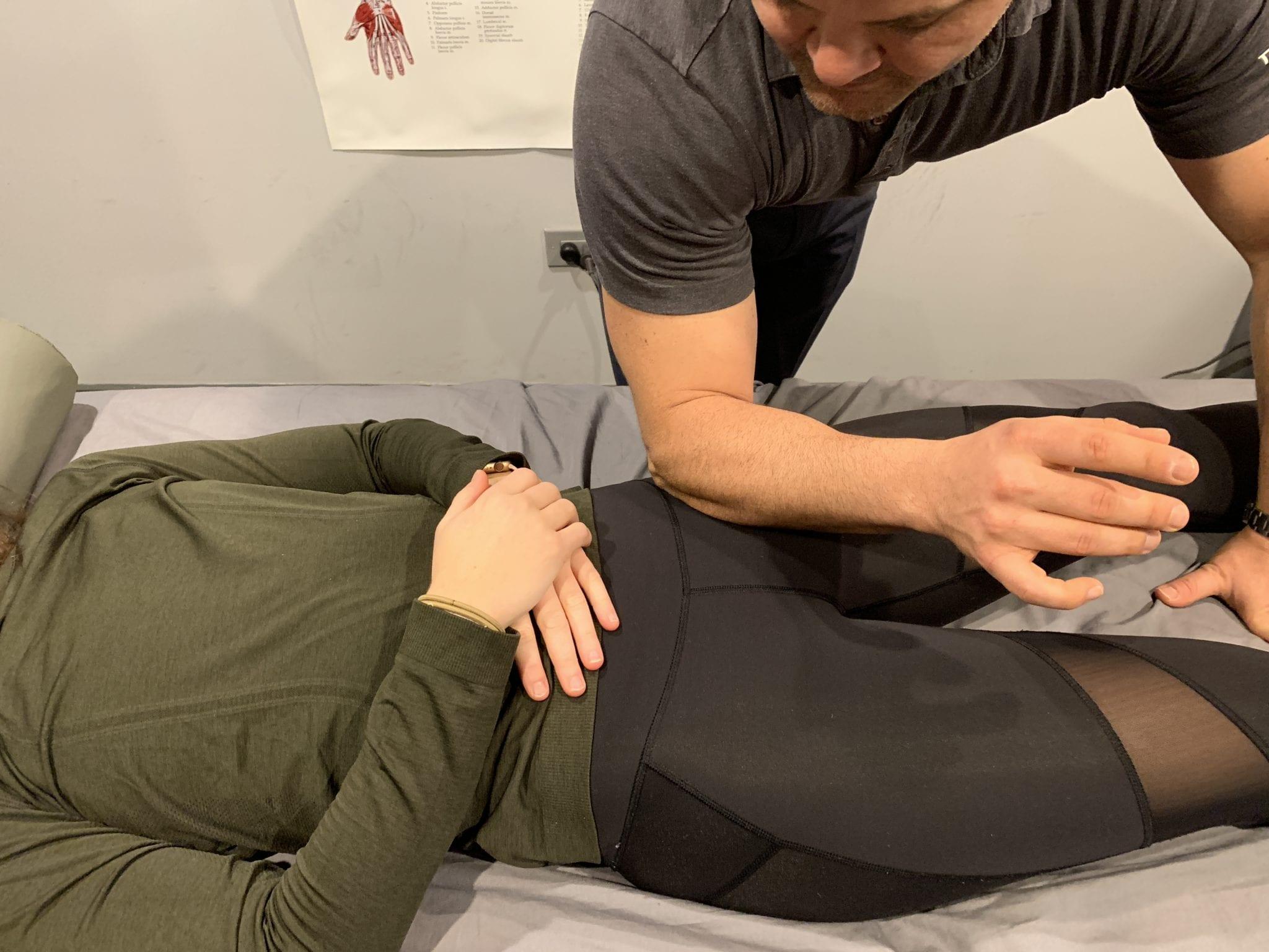 delos therapy hip flexors