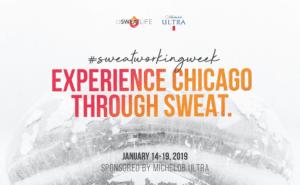 #sweatworkingweek january 2019