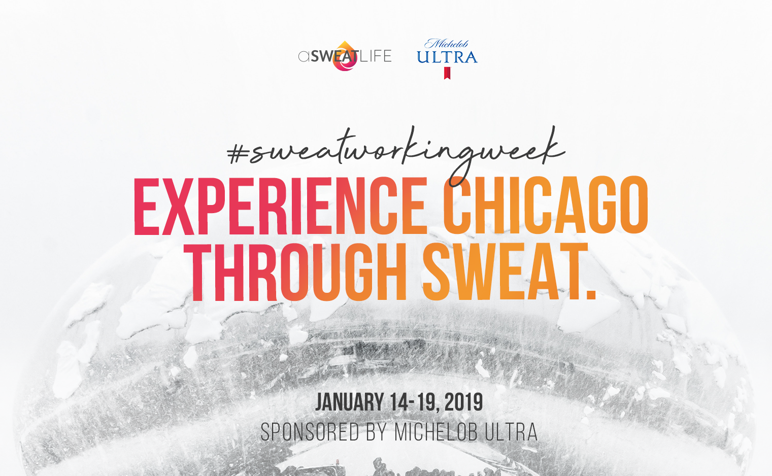 #sweatworkingweek january 2019