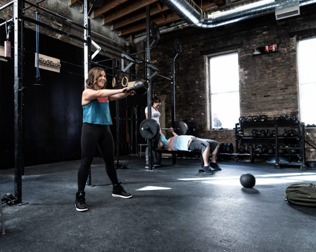 how fight body acne when you work out for a living
