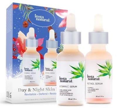 InstaNatural Day & Night Duo Bundle